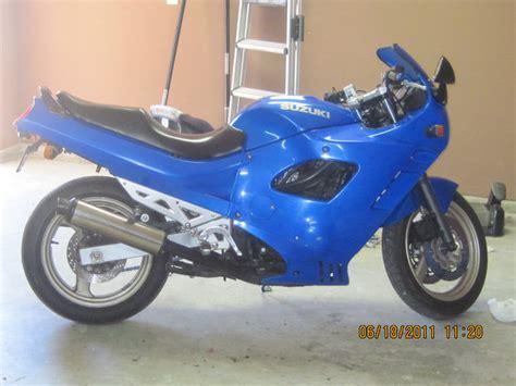 1993 Suzuki Katana 750 Barnhart S 1993 Suzuki Gsx 750 F Katana My Katana