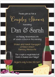 wine and cheese bridal shower invitation wording italian food chalkboard wine and cheese couples wedding