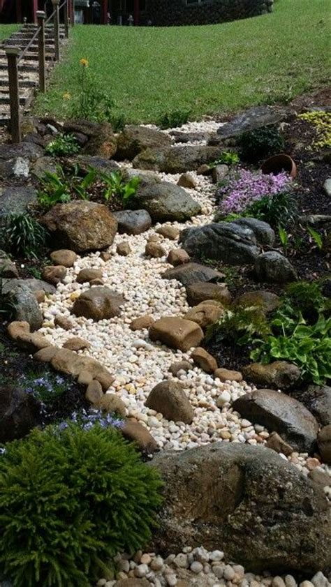 Landscape Edging Hill 302 Best Images About Creek Bed On Rivers