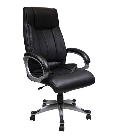 High Back Office Chairs by High Back Office Chair In Black Buy High Back Office