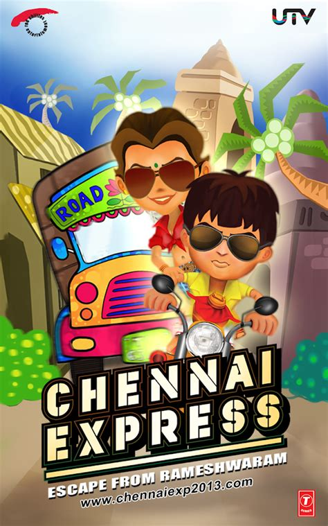 theme music of chennai express chennai express official game android apps on google play