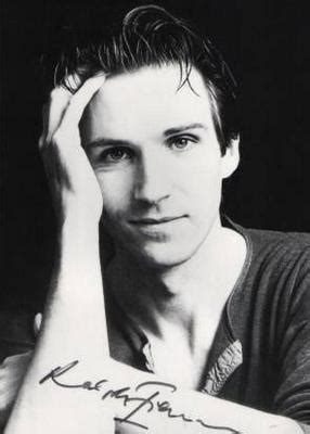 Ralph Fiennes Says That He Is The Victim by Ralph Fiennes