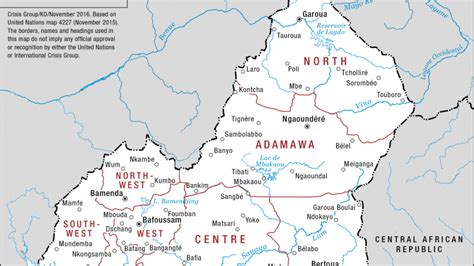 A Fragile Nation The Crisis 1 cameroon fragile state crisis
