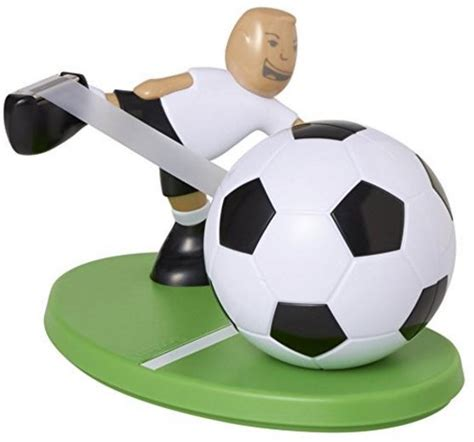 sports themed desk accessories finds 9 10 17 soccer dispenser