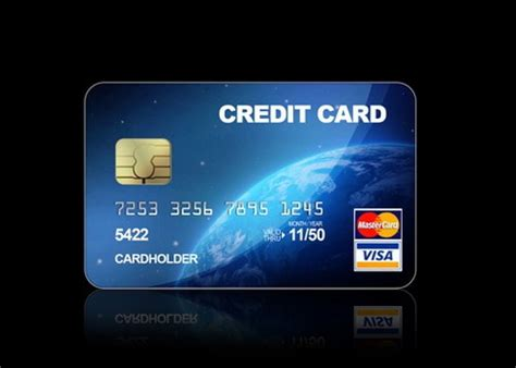 12 Free Credit Card Design Psd Templates Credit Card Design Template