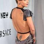 christina ricci tattoos ricci tattoos