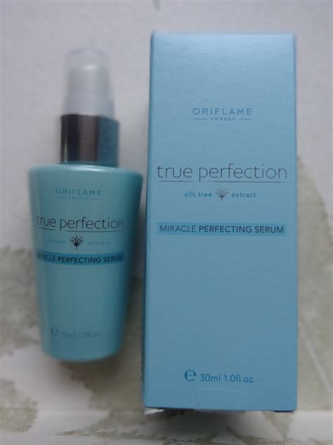Serum Oriflame true perfection miracle perfecting serum by oriflame