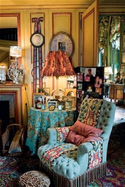 gypsy living room le somptueux appartement d isabelle et hubert d ornano
