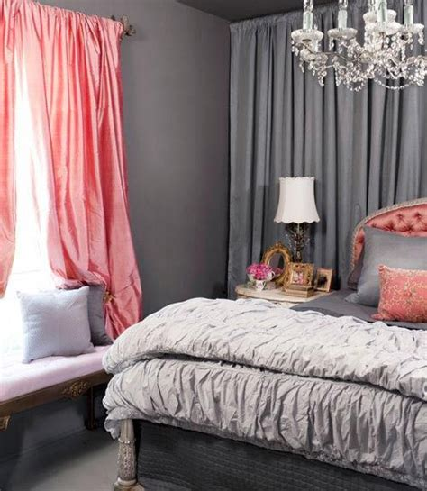 coral and grey bedroom gray coral bedroom for the home pinterest