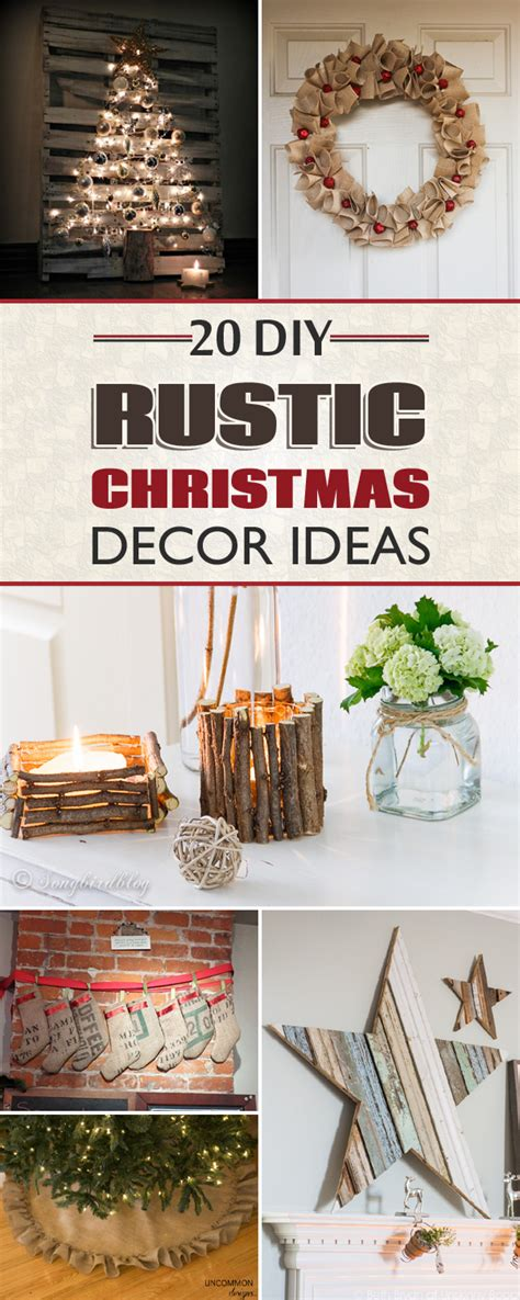 Diy Rustic Home Decor Ideas by 20 Amazing Diy Rustic Decor Ideas