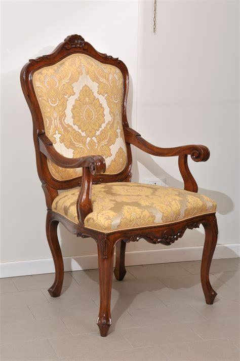 poltrone in stile barocco poltrona di lusso made in italy intagliata in stile 700