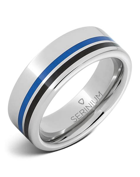 Standing Ring standing together serinium 174 wedding ring rmsa006093