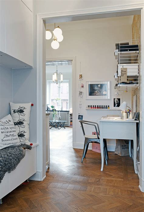 scandinavian apartment warm display of scandinavian design in a relatively small