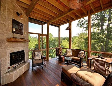 converting  screened  porch   year  living space