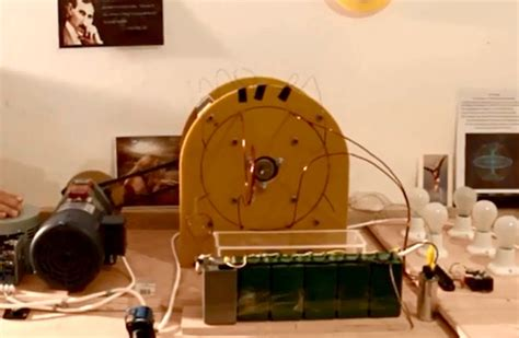 quantum energy generator a working free energy machine