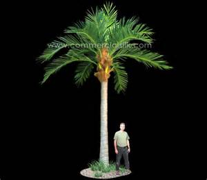 Lighted Topiary Trees Artificial - outdoor artificial coconut palm tree commercial silk int l