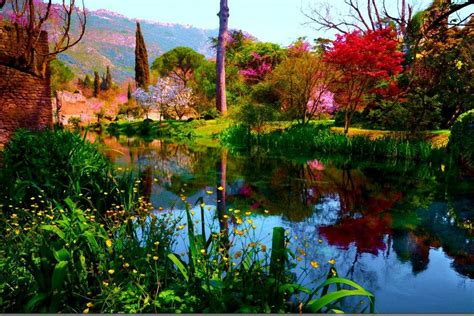 giardini ninfa giardino di ninfa sermoneta 11 giugno 2017