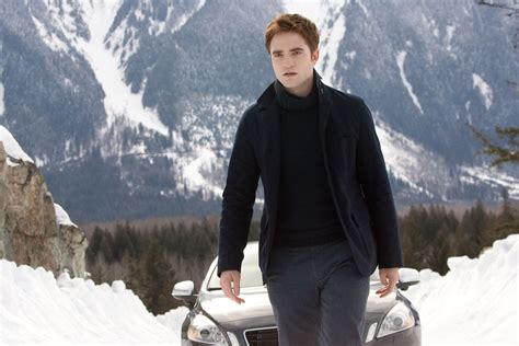 Breaking My Style 2 by Robert Pattinson As Edward Cullen