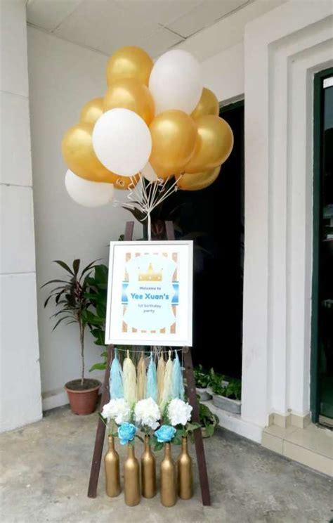 Royal Tiffany Inspired Blue and Gold Birthday   Birthday