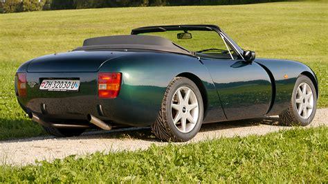 Tvr Griffith 500 Tvr Griffith 500 Lhd Tvr Griffith 500 Photos Reviews News