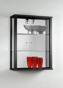 Glass Display Cabinet Ebay Wallmounted Glass Display Cabinets Ebay