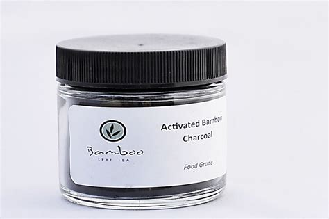Bamboo Charcoal Detox by Bamboo Activated Charcoal Great For Detox As Well As Bee
