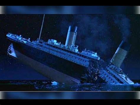 titanic movie boat sinking scene titanic sinking scene a night to remember 1958 and