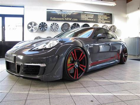 Porsche Gt3 Turbo by Porsche Panamera Turbo With 997 Gt3 Rs Look