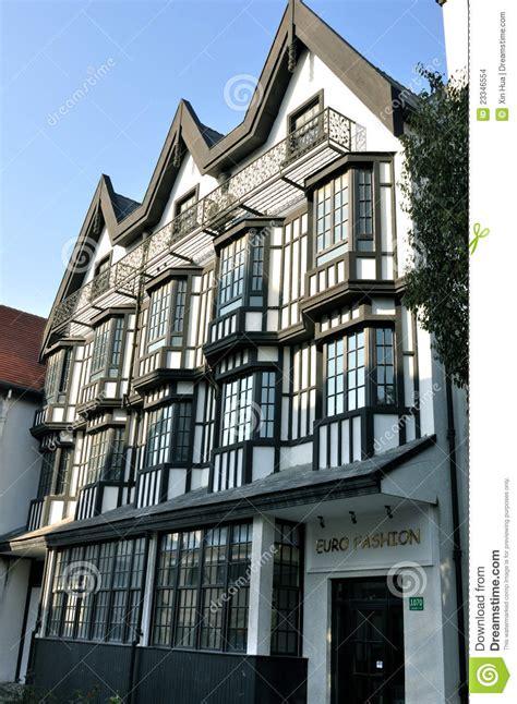 european style house european style house in shanghai editorial image