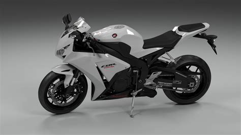 honda cbr 2016 model honda cbr 1000 rr 2016 3d model obj 3ds fbx blend mtl