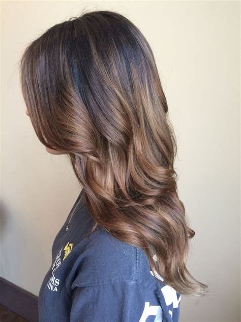 light brown ombre hair 17 best ideas about light brown ombre on light