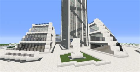100 floors level 98 tower quartz tower 15 minecraft project