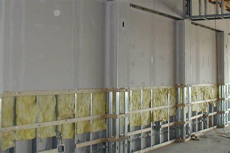 sound batt insulation stc ratings insulation sound batts smucker company