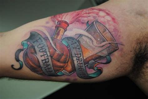 football tattoo designs football tattoos designs ideas and meaning tattoos for you