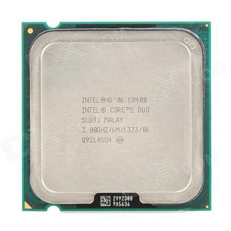 Intel 2 Duo Processor E8400 Fan 6m Cache 3 0 Ghz 1333 Fsb intel 2 duo e8400 3 0ghz 6m lga775 wolfdale desktop dual cpu second free