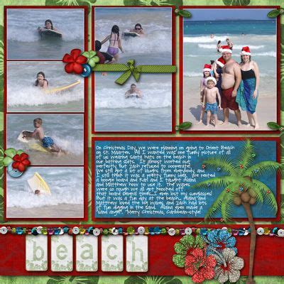 scrapbook layout ideas for multiple pictures love the contrast and use of multiple photos scrapbook