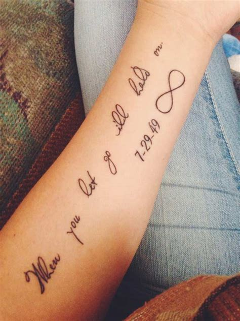 love quote tattoo on arm 30 relatable love quote tattoos tattooblend