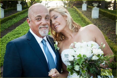 billy joel wedding singer billy joel marries roderick see the wedding photo