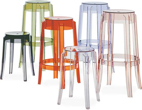 Ghost Stool by Charles Ghost Stool 2 Pack Hivemodern