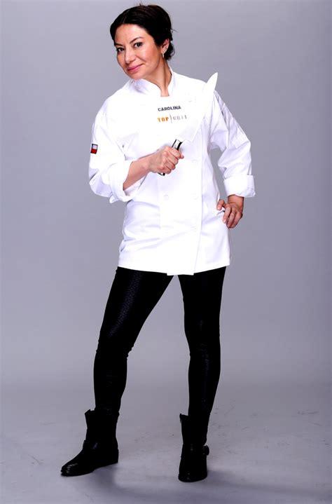 Corolina Top carolina erazo competidora top chef top chef competidores televisi 243 n nacional de chile