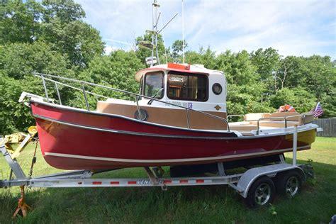 tug 20 fishing boats for sale 2012 used ranger tugs r 21ecr 21ec downeast fishing boat