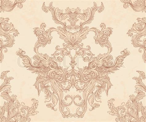 Modern French Home Decor by Quot Vintage Vector Background For Textile Design Wallpaper