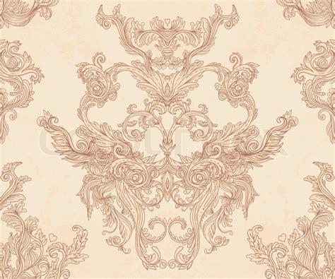 pattern baroque vector quot vintage vector background for textile design wallpaper