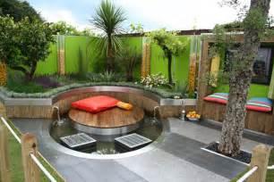 Garden Patio Designs by Modern Garden Design Patio Interior Design Architecture