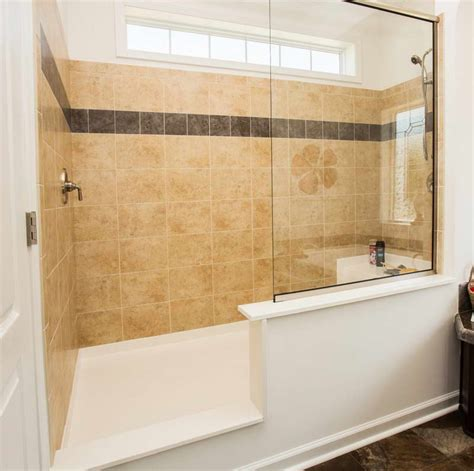 Walk In Shower Doors Glass Walk In Showers No Doors With Glass Wall And Tile For Bathroom Wall Plus White Flooring For