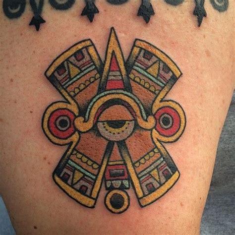 stunning aztec tattoos designs cool check