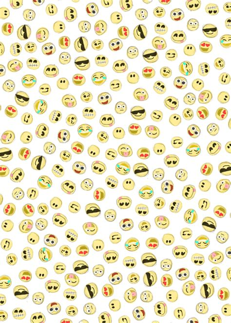 white wallpaper emoji emojis background tumblr buscar con google image