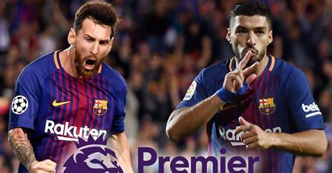 barcelona join premier league barcelona could join the premier league claims catalan