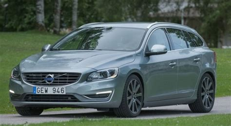 volvo v60 us 2015 volvo v60 wagon us pricing announced autoevolution