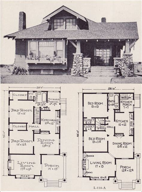 craftsman cottage floor plans image result for arts and crafts mission style powder